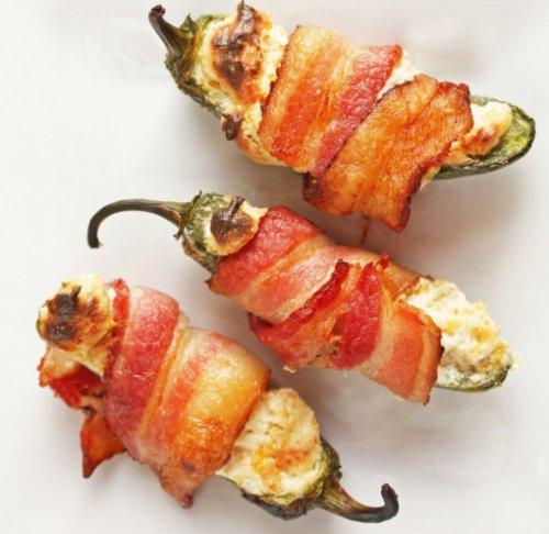 Топ-10: Вкусные рецепты блюд, обёрнутых беконом
