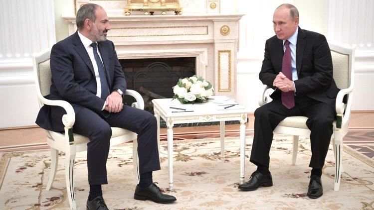 Никол Пашинян планирует визи…