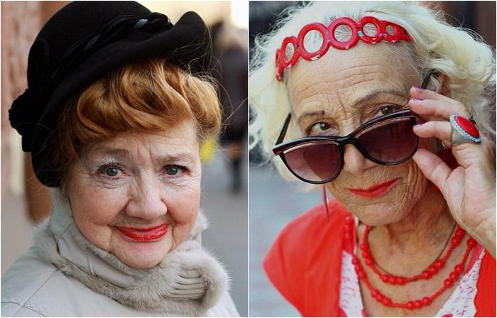 «Олдушка»: Портреты российских пенсионерок, которые доказали, что старость может быть в радость