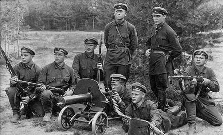 Любопытные факты о Красной армии