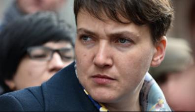В Раде обвинили Савченко в побеге в Россию