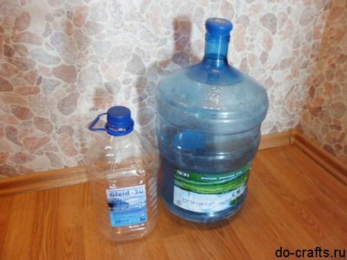 Клей из пластиковых бутылок своими руками видео