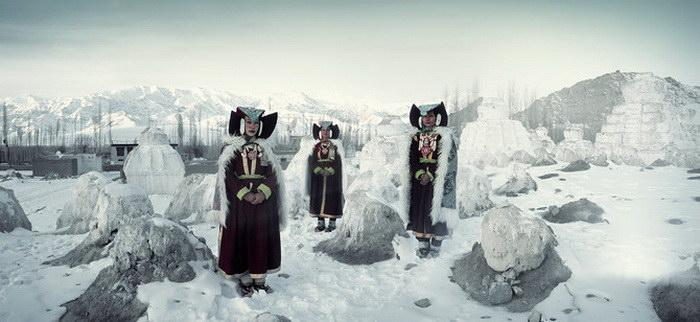 Проект «Пока они не исчезли»: племя Ладакхи