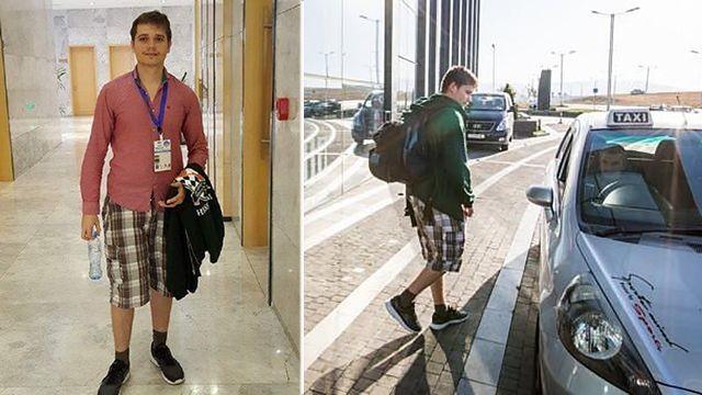 Шахматисту из Канады засчитано поражение за отказ сменить шорты