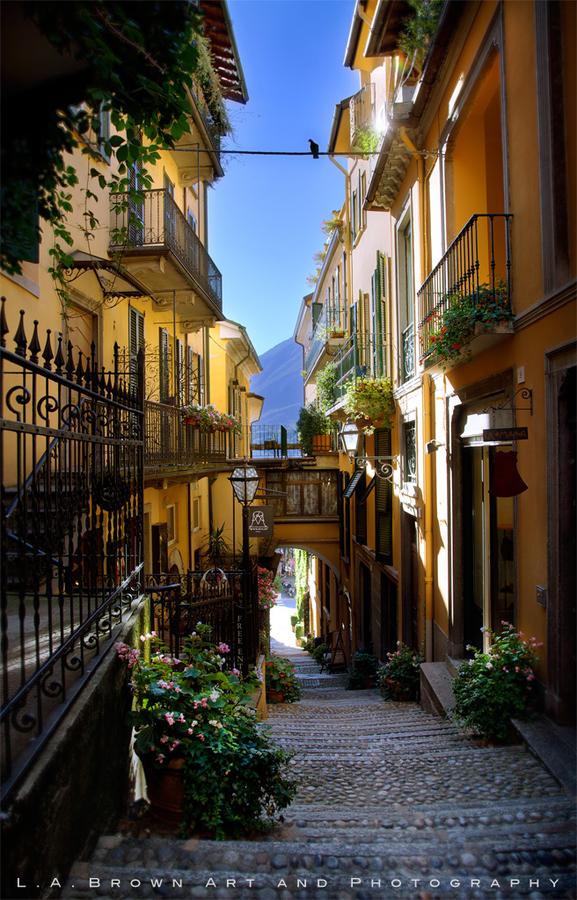 Озеро Como, Италия