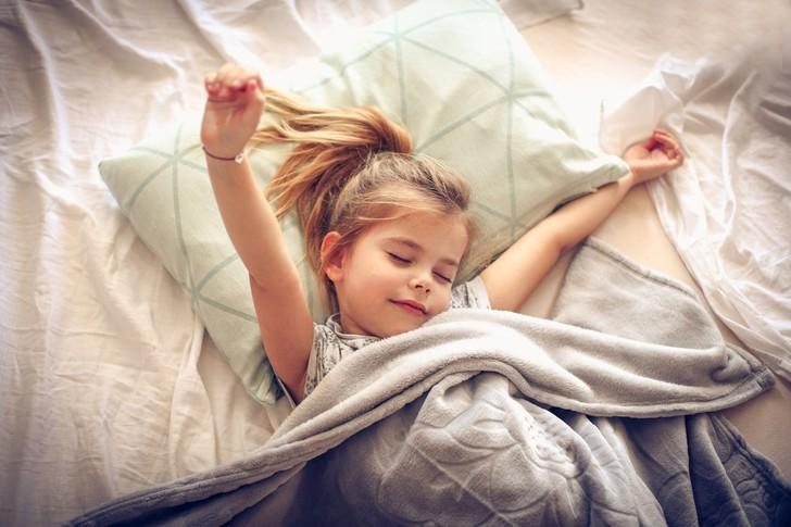 как уложить ребёнка спать
