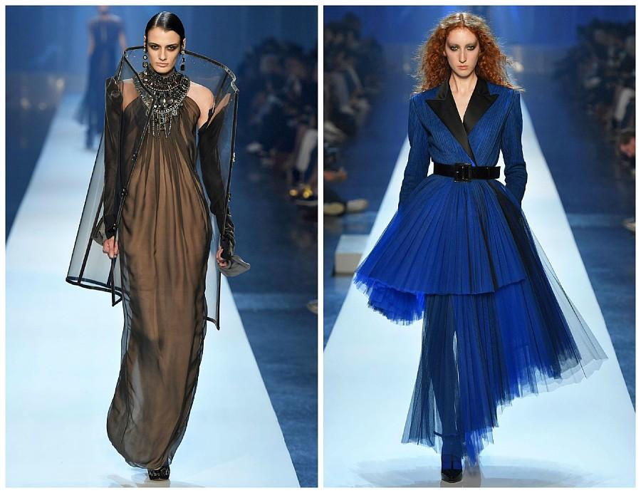 10 самых фантастических нарядов недели Haute couture в Париже