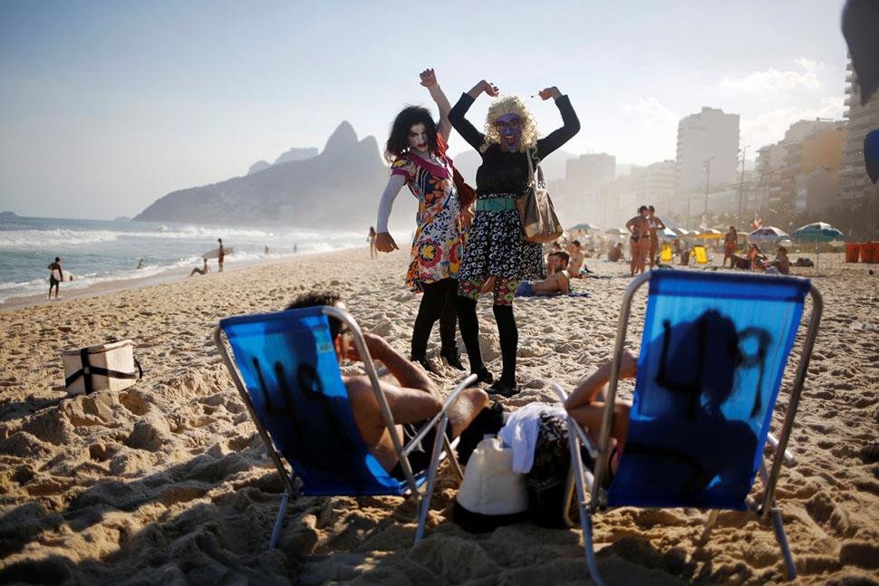 Почему пляжи в Рио-де-Жанейро считаются отличными