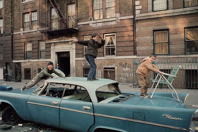 Нью-Йорк в 1970-х