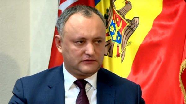 Политики хотят «заработать» очередной миллиард в Молдове – мешает Додон