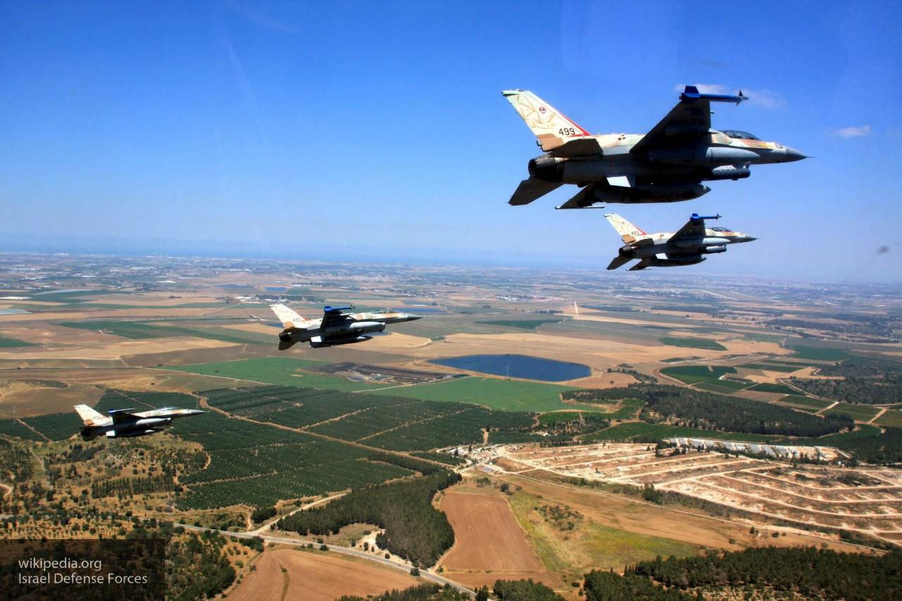 Любимая тактика Запада: ракетным ударом по Дамаску Израиль «прощупывает» ПВО