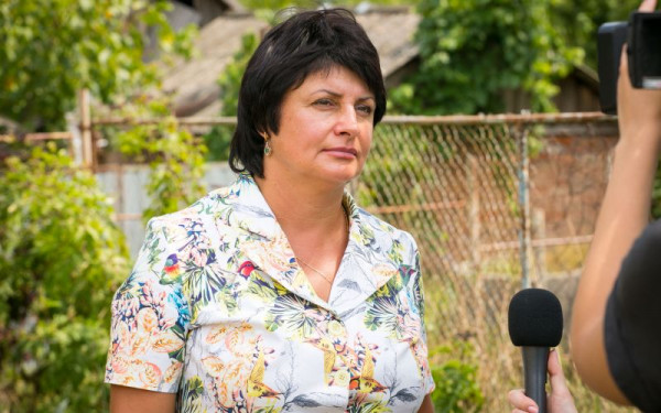 Татьяна Лобач обсудила  с се…