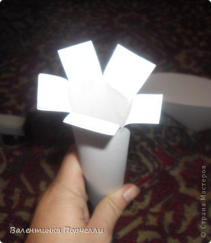 Мастер-класс Моделирование МК по каркасу для букета из игрушек Бумага гофрированная фото 8
