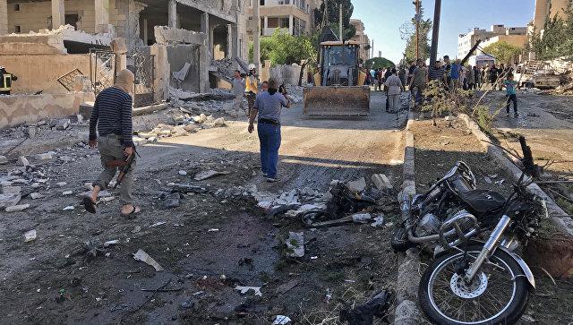 Последние новости Сирии. Сегодня 24 августа 2018