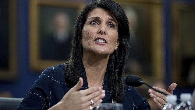 Хейли заявила о праве США «делать всё, что захотят» в вопросе размещения посольств