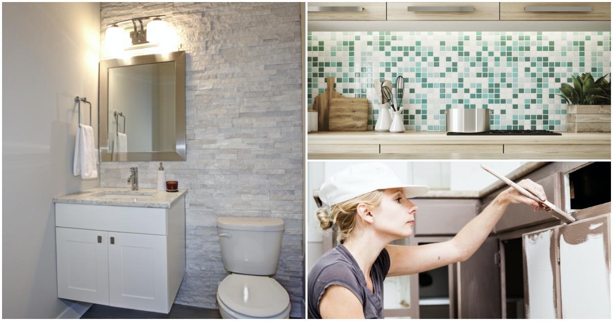 16 недорогих способов полностью преобразовать ваш дом