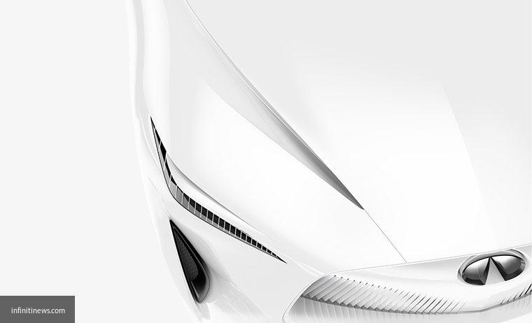 Компания Infiniti представит новый спортивный электромобиль в конце августа