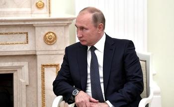 Путин произвел кадровые назначения в администрации президента России