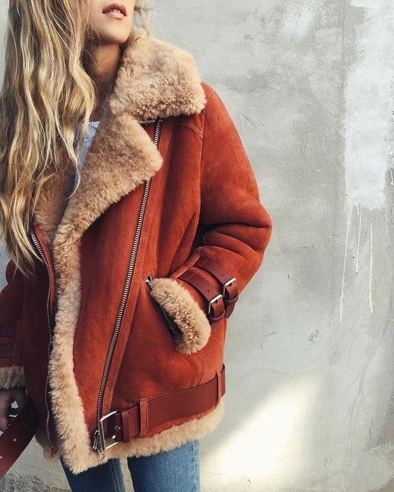 Авиатор: стильные осенние холода