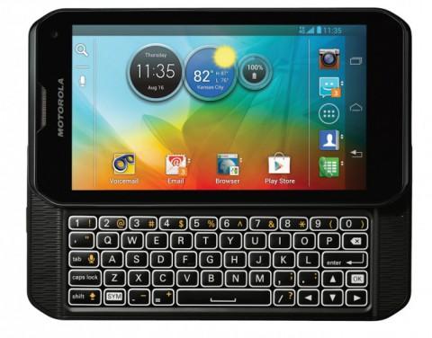 Motorola PHOTON Q: Android 4 и QWERTY-клавиатура