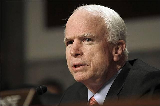 Маккейн: ИГИЛ нет так опасно, как русские