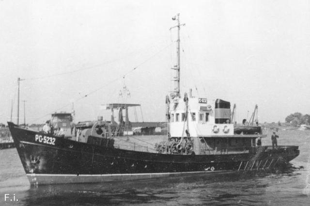 Как бежал из СССР пароход «Вишера»