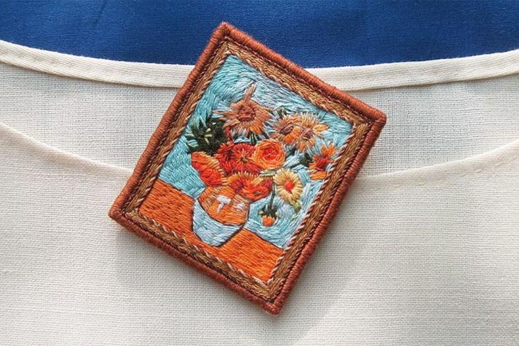 Картины Лены Петуниной (подборка)