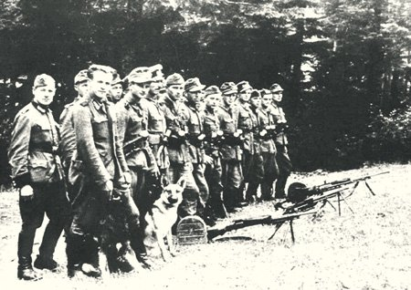 ОУН на службе Гитлера