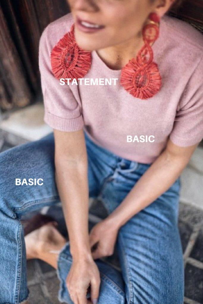 Как одеваться нескучно: главный принцип интересных сочетаний.