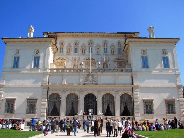 Галерея Боргезе (Galleria Borghese)