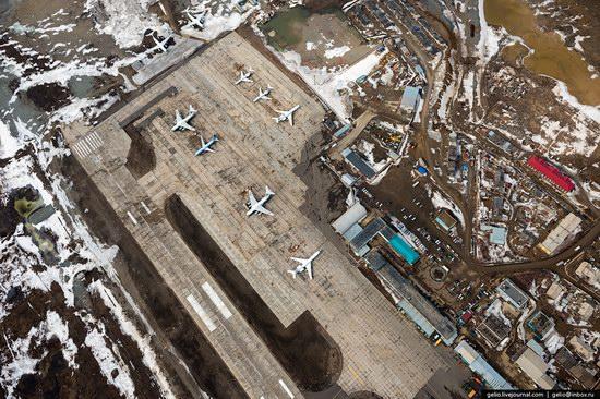 Mirny town - the diamond capital of Russia, photo 3