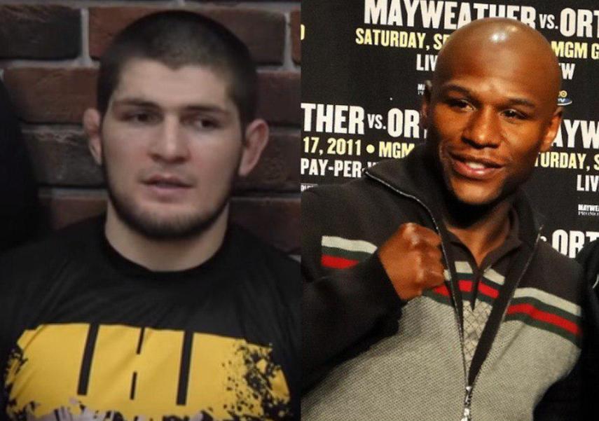 Нурмагомедов вызвал на бой непобежденного американского боксера Мейвезера