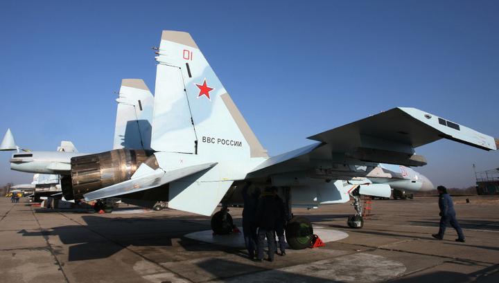 """""""Слишком хорош"""": National Interest проанализировал  Су-35С."""