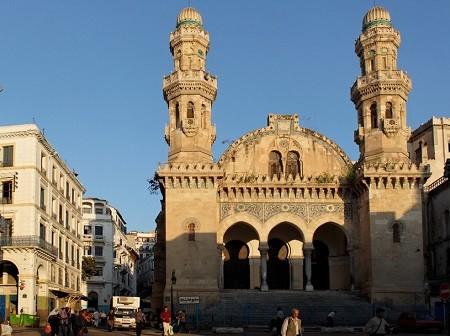 Мечеть Кетшава, Алжир