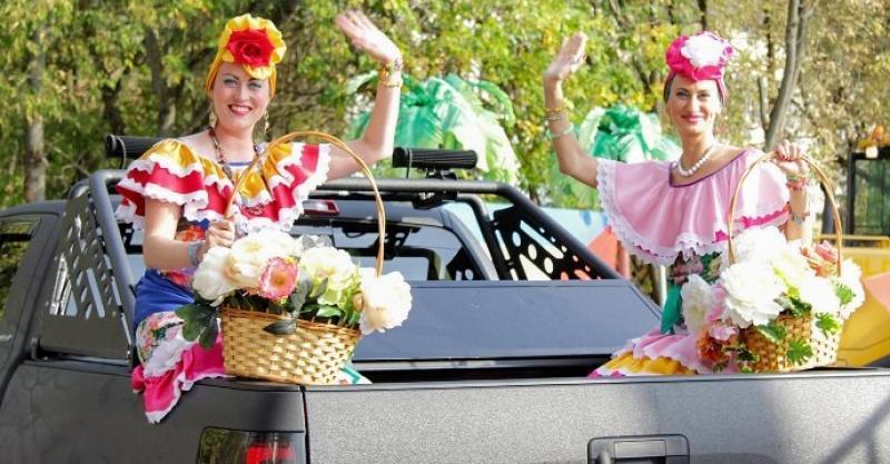 Москвичей на выходных ждет кубинская экзотика и большой фестиваль мультфильмов