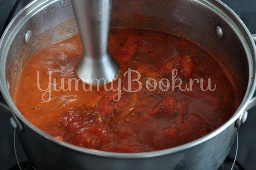 Томатный суп-пюре - шаг 5