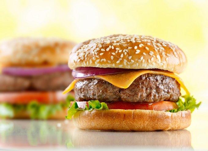 Чизбургеры по-домашнему