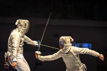 Инна Дериглазова выиграла золото чемпионата Европы по фехтованию