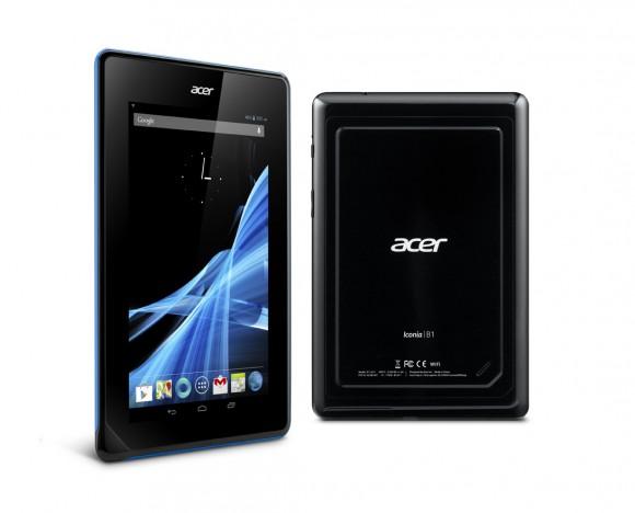 Планшет Acer Iconia B1 стоит дешевле 6 тыс. рублей