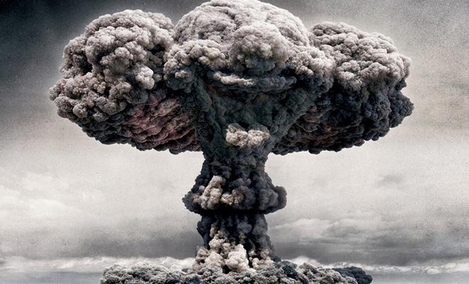 Секретные видео ядерных испытаний снятые на видео