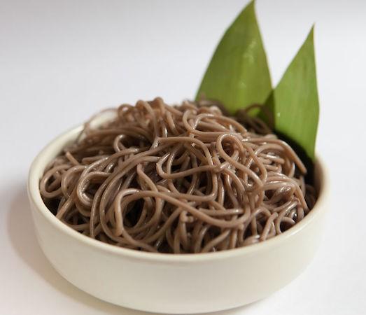 Гречневая лапша — отличная альтернатива макаронам