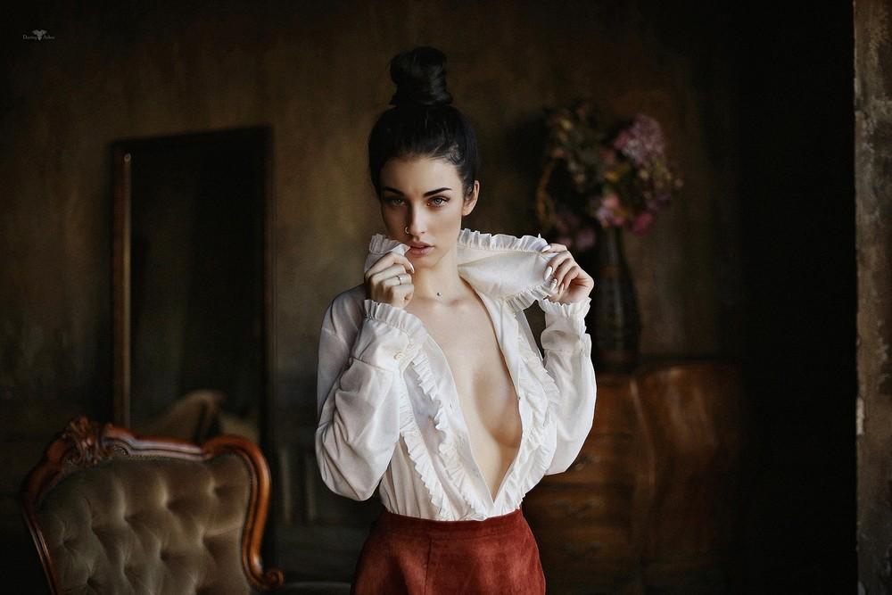 Великолепные женские портреты Дмитрия Архар
