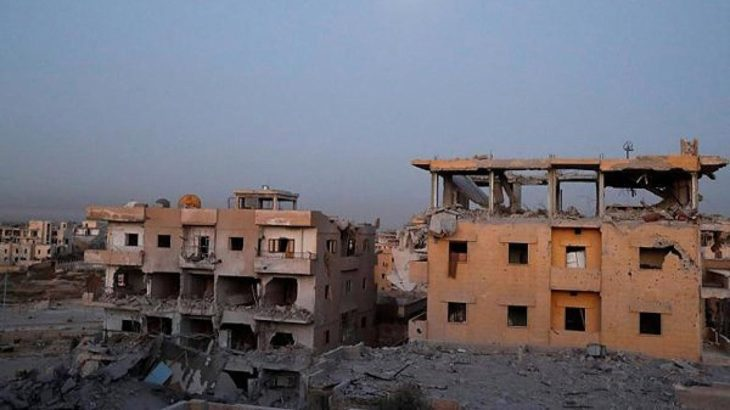 Последние новости Сирии. Сегодня 24 ноября 2018
