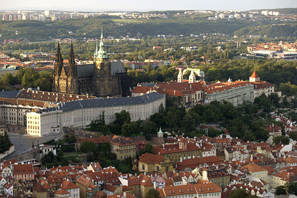 Пражский Замок