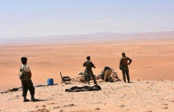 Район в сирийской провинции Дейр-эз-Зор очищен от боевиков