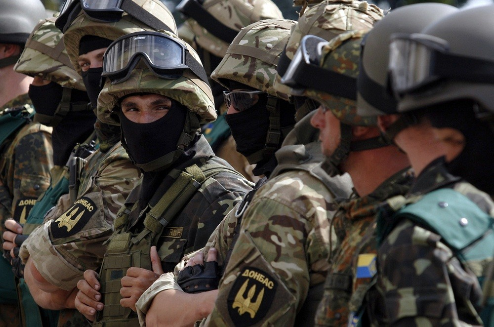 Каратели ВСУ ведут огонь по населённым пунктам ДНР
