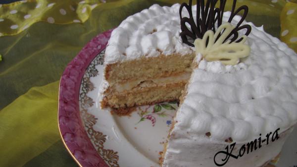Торт иней рецепт фото