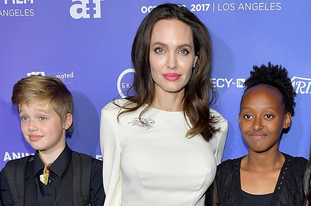 Анджелина Джоли рассказала в…