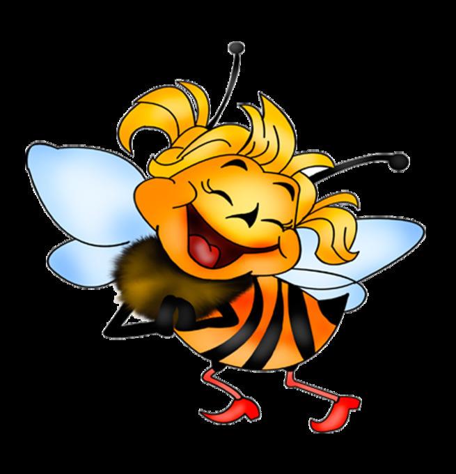 Юмор про пчёл