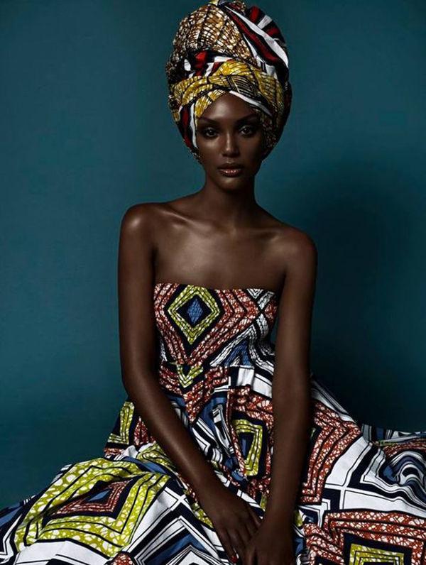 африканский